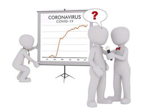 Coronavirus Reporting Chart  - wir_sind_klein / Pixabay