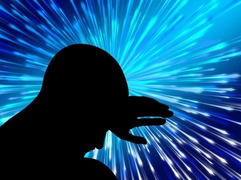 Man Silhouette Explosion Head Hand  - geralt / Pixabay