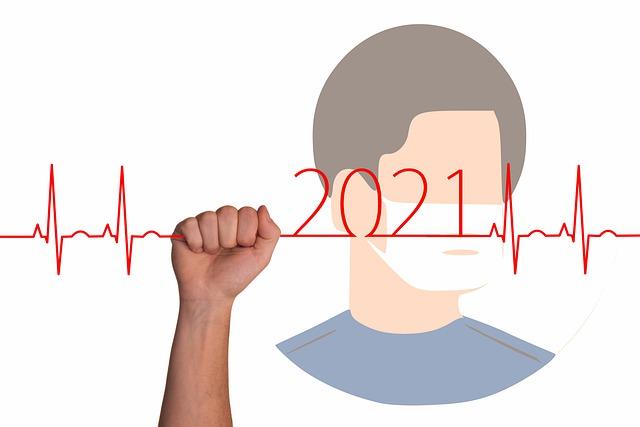 Pulse Frequency Heartbeat Corona  - geralt / Pixabay